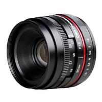 cen 变色龙 微单镜头35mm F1.6定焦大光圈手动人像相机