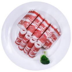 羊肉卷/肥牛卷/蜜柚/丑橘组合