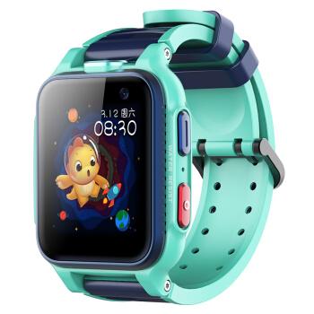 360 S1 儿童智能手表 竹青