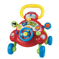 VTech 伟易达 儿童玩具多功能二合一学步车
