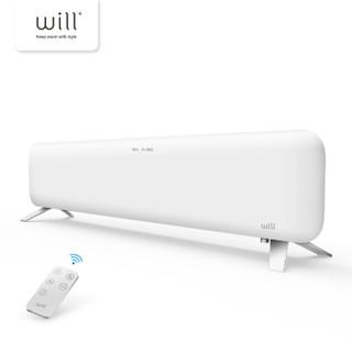 WILL 家愿 IB2000PTIM 取暖器 (白色)