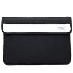 云动力 电脑包13.3英寸苹果联想戴尔华硕通用笔记本内胆包加绒防震保护套T-200S 黑色