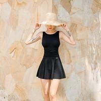 361° SLY191012-2 连体裙式泳装