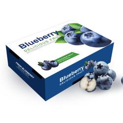 京觅 秘鲁进口蓝莓 大果 125g*12盒