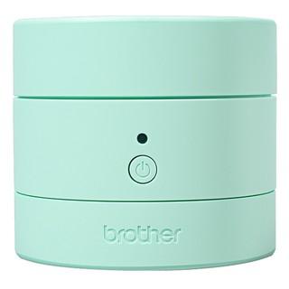 brother 兄弟 PT-PR10BT 糖果趣印·标签打印机 薄荷绿