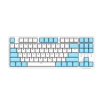 DURGOD 杜伽 K320W 87键无线蓝牙三模机械键盘 Cherry轴
