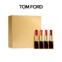 TOM FORD 汤姆·福特 唇膏4色TF口红 奢金套装礼盒