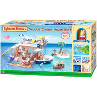 Sylvanian Families 森贝儿家族 5206 帆船益智儿童玩具