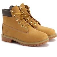 Timberland 添柏岚 12909 青少年款大黄靴