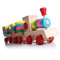拥抱熊 拖拉多功能小火车