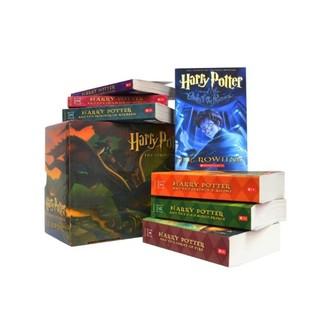 《Harry Potter 哈利波特》(全七册、美国平装版)