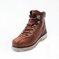 CAT 卡特 KIRKYARD P723836 牛皮革休闲靴