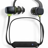 NuForce 防汗 10H 电池 Optima Be Sport4 高级无线运动耳机