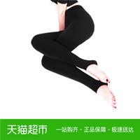 恒源祥女士秋冬打底裤连裤袜1条减压瘦腿外穿保暖一体裤 *2件