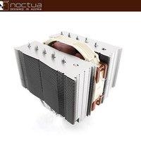 猫头鹰D15s  6热管双塔温控AM4静音CPU散热器 兼容梳子条超频风扇
