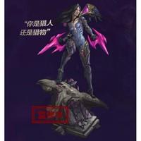 新品发售、双11预售 : 英雄联盟 LOL 卡莎 1/4大型高端雕塑