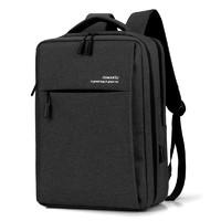 OMT 男士商务双肩包 15.6寸防水电脑包