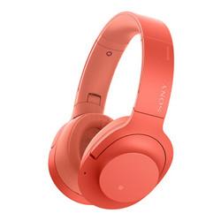 Sony/索尼 WH-H900N 头戴式重低音无线蓝牙降噪耳机