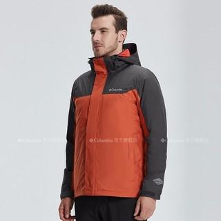 双11预售 : Columbia 哥伦比亚 PM1339 男款三合一冲锋衣
