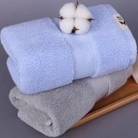 SANLI 三利 纯棉毛巾 34*78cm*140g 2条装