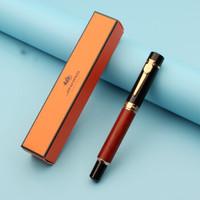 JINHAO 金豪 650A 花梨木杆钢笔 0.7mm
