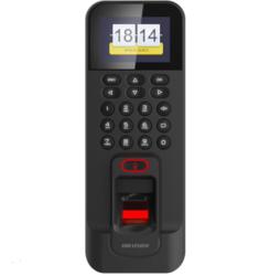 海康威视电子门禁系统套装指纹考勤一体机支持3000用户指纹