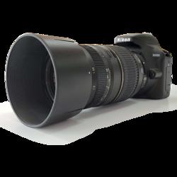 Nikon 尼康 D3500 入门级单反相机 + 腾龙 70-300mm F/4-5.6 镜头 套装