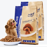 美吉氏 全犬种2.5kg通用型狗粮金毛成犬粮幼犬粮2.5KG