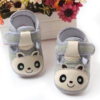 春秋季婴儿鞋子男6-12个月新生儿宝宝鞋女0一1岁软底学步不掉布鞋