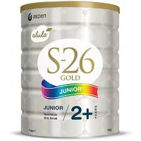 惠氏Wyeth S-26Alula爱羽乐婴幼儿配方奶粉4段2-3岁900g