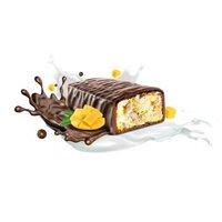 健乐多 汤臣倍健 蛋白棒(黑巧克力芒果味) 30g*6条/盒 汤臣倍健