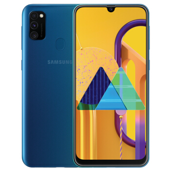 SAMSUNG 三星 Galaxy M30s 智能手机 (6GB、128GB、全网通、梦想蓝)