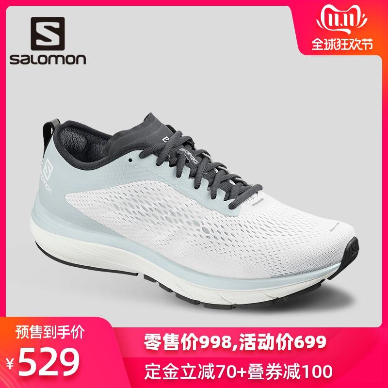 SALOMON 萨洛蒙 SONIC RA 2 男士城市马拉松跑鞋