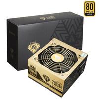 双11预售 : Golden field 金河田 600ALG 额定500W 电源