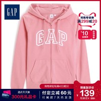 Gap 女装休闲连帽卫衣 255045