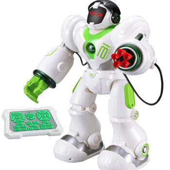 AMWELL 盈佳 5088 新威尔智能遥控机器人 35cm