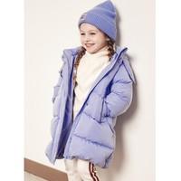 双11预售 : Mini Balabala 迷你巴拉巴拉 儿童中长款羽绒服