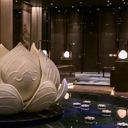 无锡拈花湾波罗蜜多酒店1晚+早餐+晚餐+门票2张
