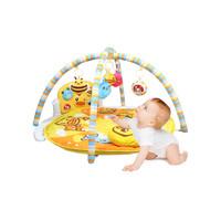 B.Duck 小黄鸭 新生婴幼儿脚踏钢琴健身架器
