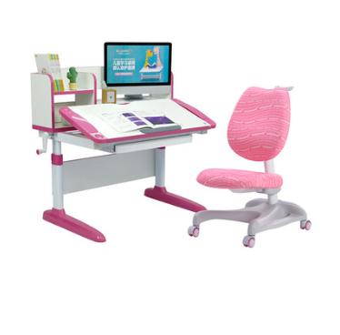 Totguard 护童 抑菌系列 儿童学习桌0.95m+护童单背椅620