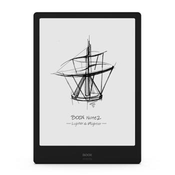 1日0点 : BOOX Note2 10.3英寸电子书阅读器 墨水屏 4GB+64GB 黑色