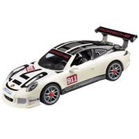 playmobil 摩比世界 保时捷911GT3 CUP 汽车玩具模型 (白色)