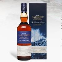 双11预售 : TALISKER 泰斯卡 DE酒厂限量款麦芽威士忌 700ml