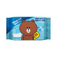 舒洁(Kleenex)LINE Friends 湿厕纸 40片*3包装+10片*2包装 买4送一 *4件