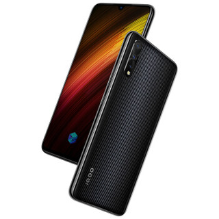 iQOO Neo 855 4G版 智能手机 8GB+128GB 全网通 碳纤黑