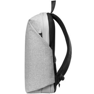 MEIZU 魅族 双肩包 15.6英寸 灰色 ZPX86