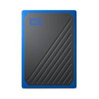 WD 西部数据 My Passport Go USB3.0 移动固态硬盘 1TB