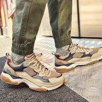 双11预售 : SKECHERS 斯凯奇 66089 男款户外休闲鞋