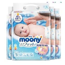 moony 尤妮佳 婴儿纸尿裤 S84*4
