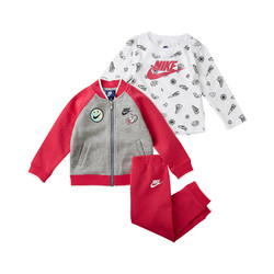 双11预售:Nike THREE-PIECE 婴童套装 HA5264